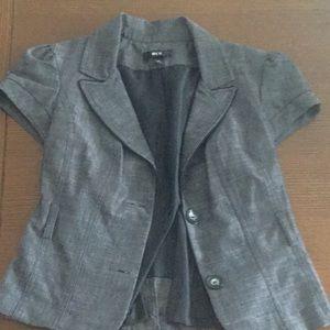 Jackets & Blazers - Short sleeve blazer jacket